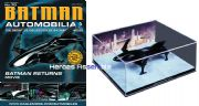 DC Batman Automobilia Collection #70 Batman Returns Movie Sub Eaglemoss